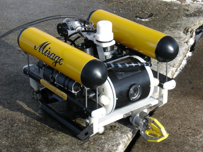 ROV serviss
