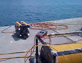 Испания ROV RB 600