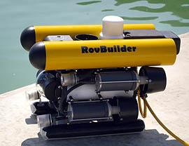 Spānija ROV RB 600